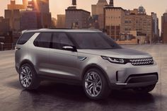Land Rover Discovery Sport 2015 Ingenium