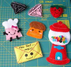 Felt Crafts Projects | Recent Photos The Commons Getty Collection Galleries World Map App ...