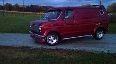 Model Truck Kits, Old Vintage Cars, Old School Vans, Vanz, Day Van, Panel Truck, Van For Sale, Cool Vans, Van Interior