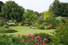 De tuin van Mariënhof in Midwoud