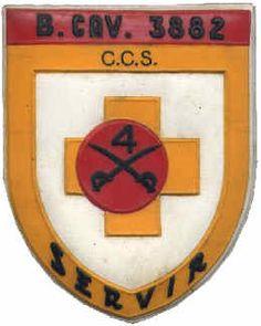 Companhia de Comando e Serviços do Batalhão de Cavalaria 3882 Angola