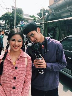 Bobby and Ruby! (Kisses Delavin and Donny Pangilinan) | BTS for the movie Walwal