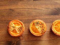 オレンジフィナンシェ レシピ financier