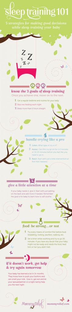 5 Strategies For Good Sleep Training
