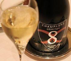シャンパーニュ、インフィニティ エイト ミレジメ・ブリュット2002 champagne infinite 8 BRUT