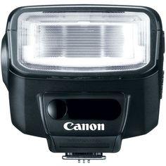 Canon 270EX II Speedlite Flash $149 - basic external flash, good for beginners