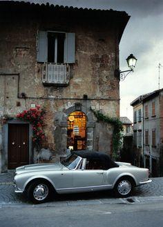 Lancia Aurelia B24 Orvietto - Registro Aurelia Italiano Rally
