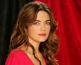 Amelia Heinle as Victoria Newman on The Young and the Restless.