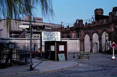 Panoramio - Photo of Die Mauer am Schlesischen Tor