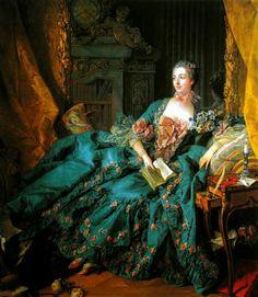 ⌛️ 29 décembre 1721 : Naissance de Jeanne-Antoinette Poisson, future Madame de Pompadour, favorite du roi Louis XV.