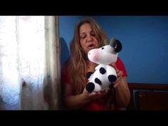 Vaca Lola- Amigurumi - YouTube