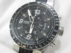 ORIS WILLIAMS F1 TEAM Chrono Automatic Day/Date Ref. 7614 Men's Watch