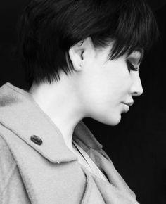 Female Short Haircut fashion