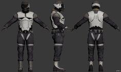 Grunt soldier