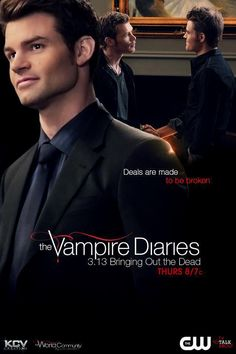 Tv_show_vampire_diaries favorite movies & tv vampire diaries Vampire Diaries The Originals, Vampire Diaries Poster, Vampire Diaries Outfits, The Vampire Diaries 3, Joseph Fiennes, Caroline Forbes, Candice Accola, Paul Wesley, Girlmore Girls