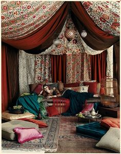88 Stylish Bohemian Style Home Decor Ideas - Bohemian Home İdeas