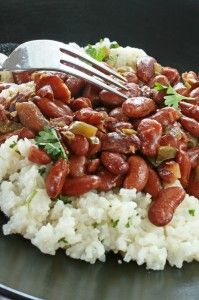 Cajun Recipes: Beans & Rice and Everything Nice