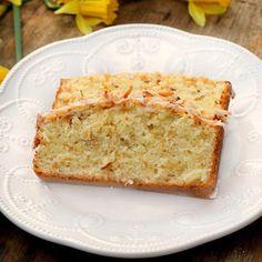 Buttermilk Coconut Pound Cake