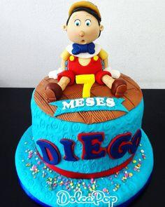 Birthday Cake, Instagram Posts, Desserts, Food, Pinocchio, The Creation, Tailgate Desserts, Deserts, Birthday Cakes