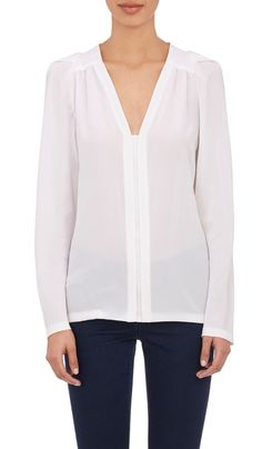 Priska Blouse - oh so lovely!
