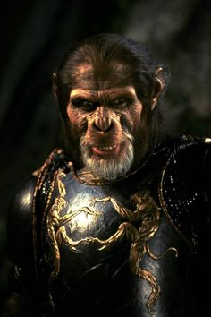 Archives Of The Apes: Tim Burton's Planet Of The Apes (2001) Part 24