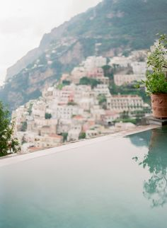 Infinity pool Positano | Villa San Giacomo in Positano