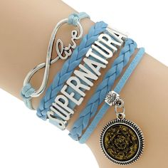 Supernatural Angel Banishing Bracelet (Free Shipping)