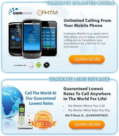 Get unlimited calling on your mobile phone!