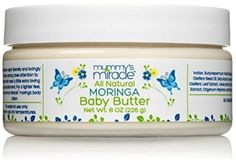All Natural Mummys Miracle Moringa Baby and Mummy Butter Cream 8 oz  Pediat * Check out the image by visiting the link.