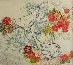 Textile Artist Liz Cooksey