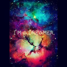 So please feel free to dream.