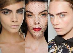 Olho marcado, pele leve e sobrancelhas: veja o resumo de beleza da temporada internacional para o verão 2013 | Chic - Gloria Kalil: Moda, Beleza, Cultura e Comportamento