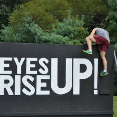 #EyesUPRiseUP - an activprayer event in Ohio. Are you ready to activate your community with inspired fitness?
