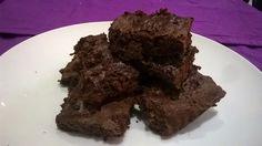 Recipe - beetroot brownies