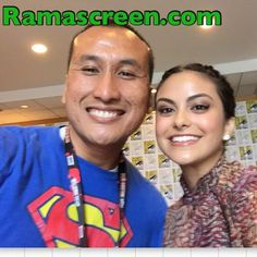 Rockin' it with Camila Mendes at #sdcc #sdcc2016 #comiccon #comiccon2016 #camilamendes #veronicalodge #archie #riverdale