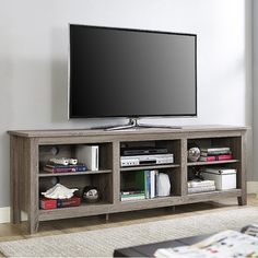 Home Loft Concepts Essentials TV Stand & Reviews | Wayfair