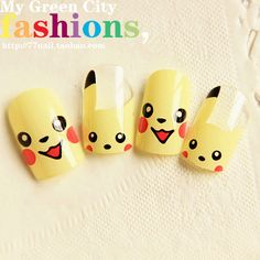 Aliexpress.com : Buy Thatmany cartoon colored drawing false nail art patch from Reliable gel nail suppliers on Jessie's shop. $6.80