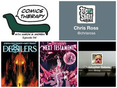 Episode 54! http://www.comicstherapy.com/2014/08/episode-54-how-gods-kill.html