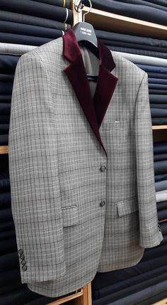Allow us to create this fine blazers for you at www.gvsclothiers.com #bespoke #michaelsnellbespoke #style #blazers