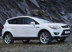This is my dream car. Ford Kuga.