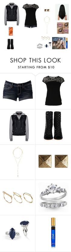 """""""Bound To You #1"""" by jazmine-bowman on Polyvore featuring Giuseppe Zanotti, Givenchy, Blu Bijoux, ASOS, Bling Jewelry, BillyTheTree and Casetify"""