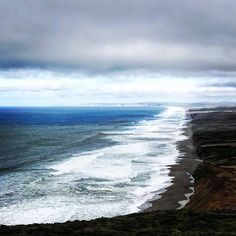 Outdoorsy Mama & LOtL Photography: Great Beach on the Pacific Ocean. Point Reyes, Cal...
