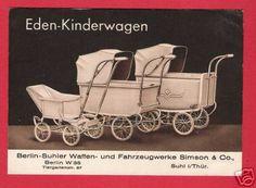 Prams -- Oldfashioned Ads : Kinderwagen-Nostalgie.Com