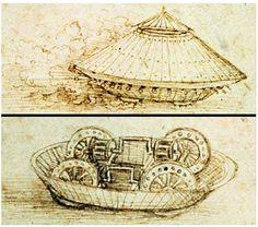 On TV Tonight: Da Vinci's War Machines and Polycom's HD Telepresence