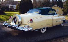 1953 CADILLAC SERIES 62 CONVERTIBLE - 49609