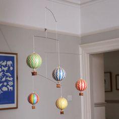 Mobile - Hot Air Balloons
