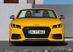 10+ Beautiful 2015 Audi TTS Wallpapers