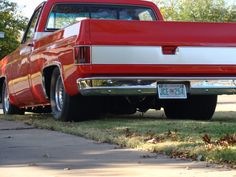 1975 Chevy C10 Pro Street Truck Her best side