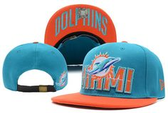 NFL Miami Dolphins Snapback 6881|only US$8.90