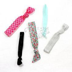 LOVE ME KNOT™ Get Lock-y Hair Tie Set $10.00